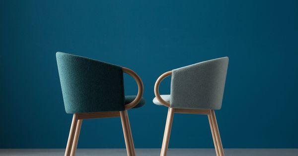 Poltroncina Zant Zant Armchair Design Patricia Urquiola For Very Wood Furniture