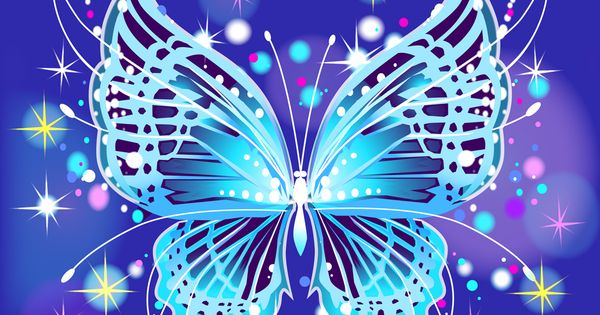 mystical butterflies when someone smiles at you do you