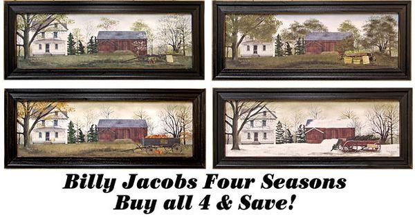 Billy Jacobs 4 Seasons Prints New Kruenpeeper Creek