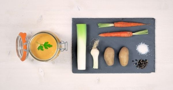 recette soupe en conserve le parfait conserves. Black Bedroom Furniture Sets. Home Design Ideas