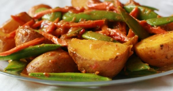 Green beans, Beans and Potatoes on Pinterest