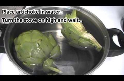 Recipe for Artichoke Tea. Awesome for kidney and liver ...