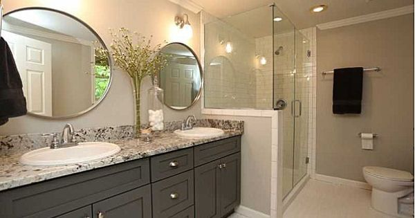 Mirrors Painted Cabinets Granite Decorating Do S