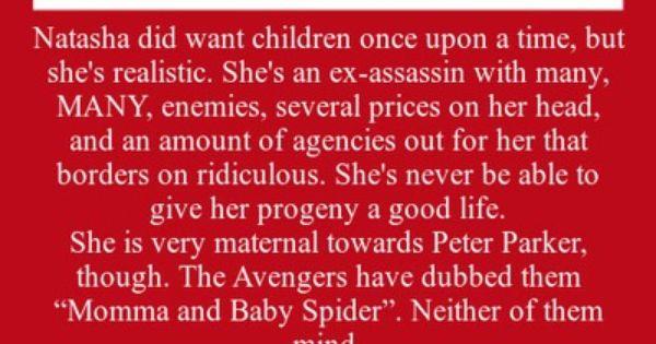 Bland Marvel Headcanons | Warm feels... (: I love the spider thing