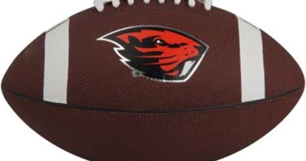 Nike Oregon State Beavers Spiral Tech Replica Football Oregon State Beavers Oregon State Football