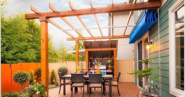 15 cool ways to design a barbecue grill area garten terrasse sonnenschutz und g rten. Black Bedroom Furniture Sets. Home Design Ideas