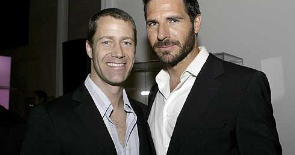 Hot Actor Ed Quinn Naked Png
