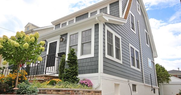 James hardie iron gray check out the way they mixed the for James hardie exterior design center