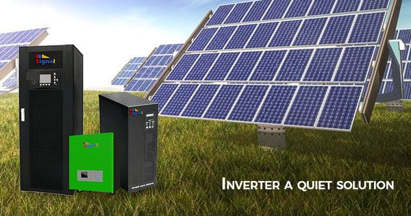 Rpe S Inverters A Quiet Fuss Free And Reliable Answer For Every Situation That Can T Afford Losing Power For Short Or Long P Roof Solar Panel Household Solar