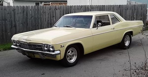 For Sale Is A Completely Rust Free Uncut 1965 Chevy Belair 2 Door Sedan With All The Original Body Panels Descripti Chevrolet Bel Air Chevrolet Chevy Bel Air