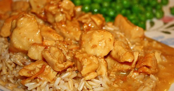 Chicken & Rice in pan sauce | Flickr - Photo Sharing!