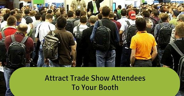 Trade Show Booth Game Ideas : Game ideas to help you attract trade show attendees