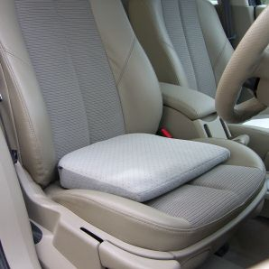 excellent car seat wedge cushion