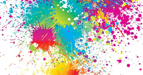 How To Splatter Paint Walls Paint Platter Hilda
