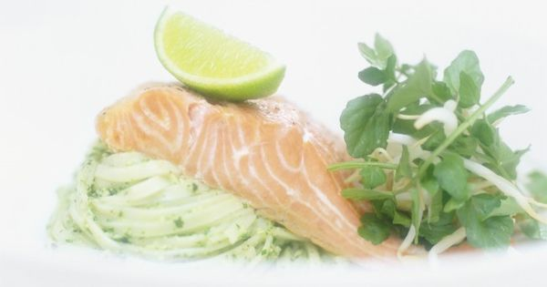 Poached salmon, Salmon and Apples on Pinterest