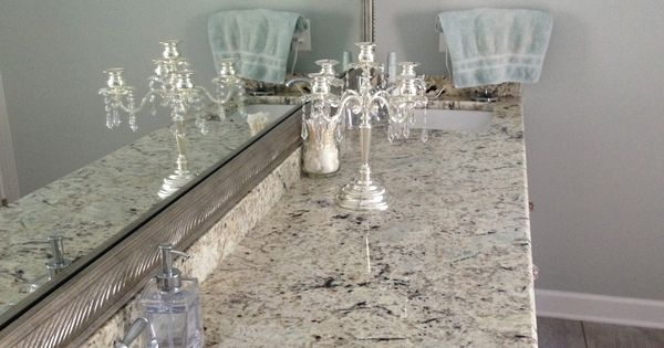 White Galaxy Granite Love The Colors In It White Granite Countertops Kitchen Granite Bathroom Countertops White Granite Bathroom