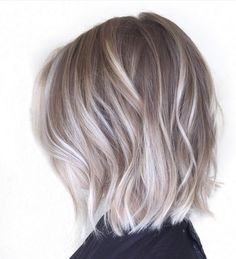 20 Adorable Ash Blonde Hairstyles To Try Hair Color Ideas 2021 Hair Styles Haircuts For Fine Hair Bob Haircut For Fine Hair