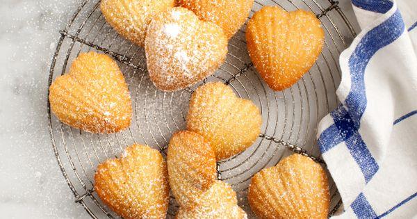 Meyer Lemon Madeleines   Recipe   Lemon, Love And Lemons and Desserts