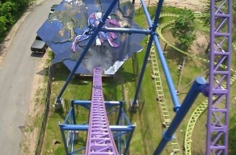 The Best Roller Coasters Around The World Scary Roller Coasters Roller Coaster Roller Coaster Ride