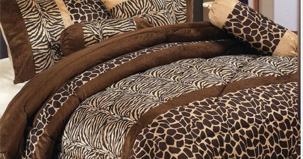 Pin By Lynne Williams On Cici S Room Comforter Sets Leopard Print Bedding Bedding Sets