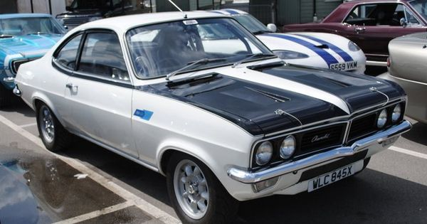 The 10 Most Sough After Classic Cars From Chevrolet Vauxhall