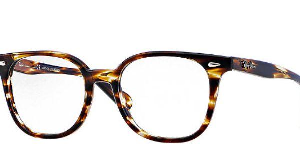 Glasses Frames Netherlands : Ray-Ban RB5299 5209 53-19 RB5299 Tortoise eyeglasses ...