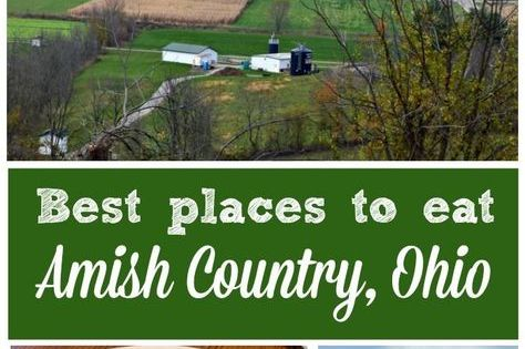 The Best Places To Eat In Amish Country Ohio Best Places To Eat