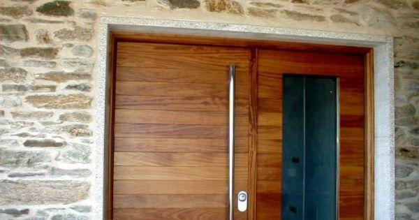 Puertas modernas entrada hierro buscar con google - Puertas de hierro para exterior ...