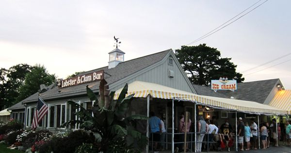 Arnold 39 S Lobster Clam Bar In Eastham MA Great Seafood And Ice C