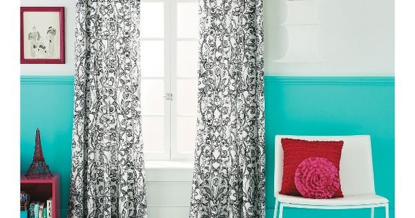 Lace window, Lace curtains and Window panels on Pinterest