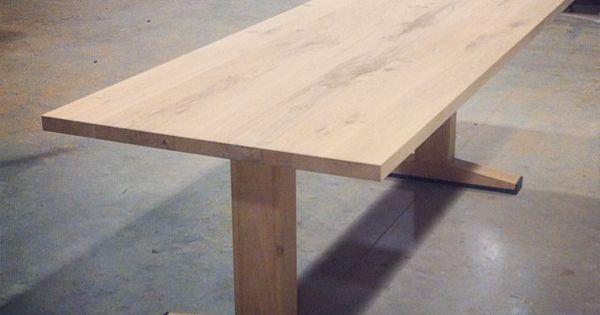 tafel sumatra is een tafel die gemakkelijk te combineren is met losse stoelen eetbankjes of. Black Bedroom Furniture Sets. Home Design Ideas