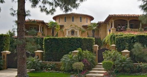 Home Of Dr Phil Hollywood Historic Celebrity Homes And