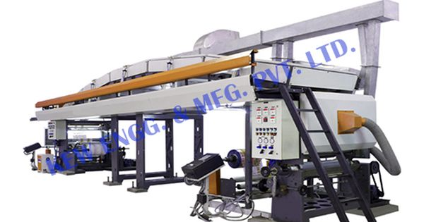 Specialised High Quality Manufacturer Exporter And Supplier Of Lamination Machine Film Lamination Paper Lamination Roll T Manufacturing Machine Industrial