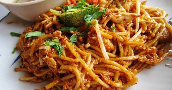 Resepi Mee Goreng Mamak Resepi Bonda Resep Masakan Malaysia Makanan Masakan Malaysia