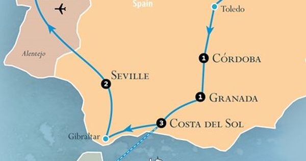 Spain Morocco And Portugal In 2020 Spain Travel Guide Spain