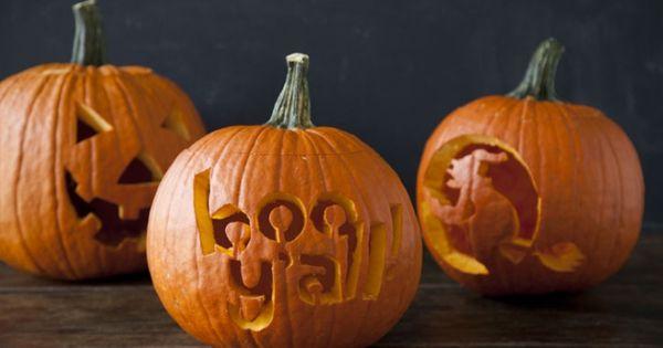 Boo Y'All - Jack-O'-Lantern Ideas for the Halloween Procrastinatory {Faith, Hope, Love,