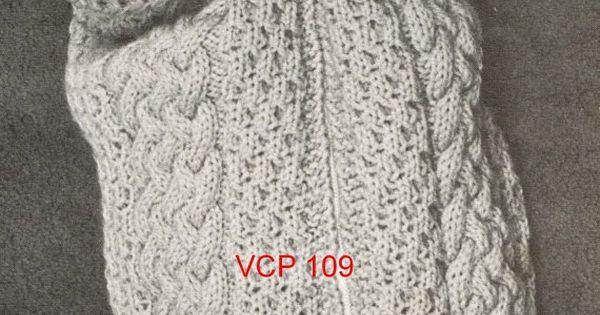 Knitting Patterns For Babies Born Asleep : Vcp aran baby sleeping bag vintage knitting by
