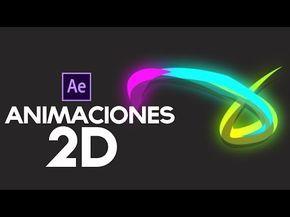 Como Crear Animaciones 2d En After Effects Tutorial Youtube Animacion 2d Edicion De Video Curso De Photoshop