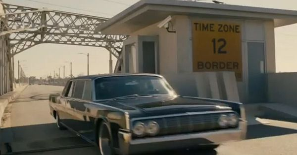 from the movie in time lincoln continental limo so much want sweet rides pinterest. Black Bedroom Furniture Sets. Home Design Ideas