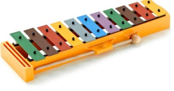 Sonor GS Xylophon Glockenspiel für Kinder Sopran