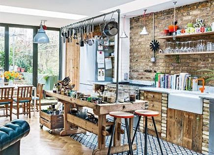 beil ufig industrielle k che aus london vintage home