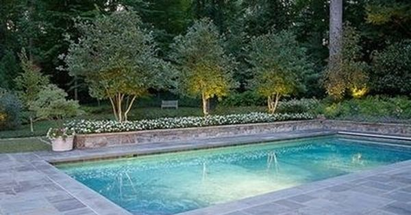 Add Evergreens Behind For More Privacy Love The Three Ornamental