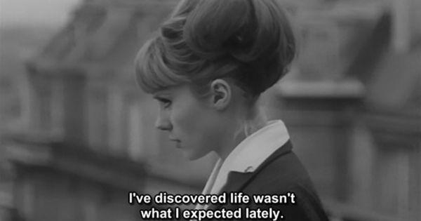 Francois Truffaut La Peau Douce 1964 Film Quotes Film Stills Movie Lines