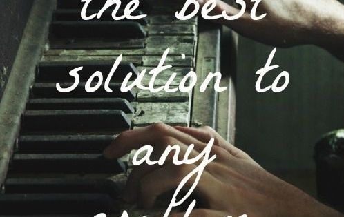 So true!!! Love this!! Music is good for the soul!!!