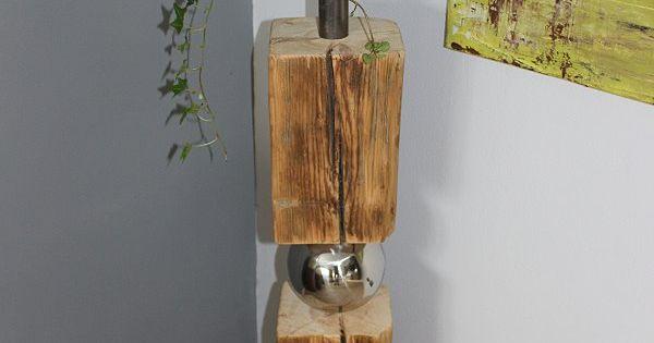 Gs03 exklusive dekos ule altes holz zweigeteilt for Glasvase bepflanzen