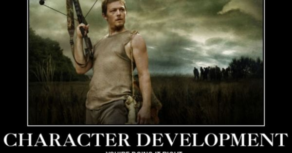 Norman Reedus as Daryl Dixon: The Walking Dead