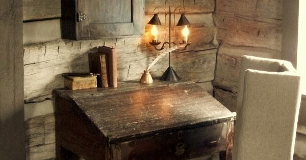 36 stylish primitive home decorating ideas style cabin interiors and view source - Beths country primitive home decor ideas ...