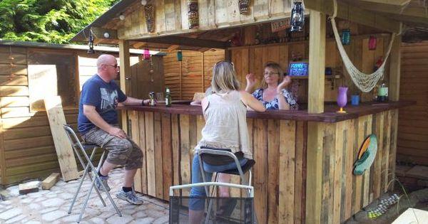 23 Incredible Diy Outside Bar Ideas: New Home Tiki Bar In Bucks, UK
