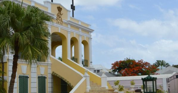 Government House Christiansted St Croix Us Virgin