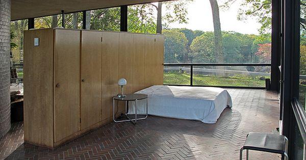 Philip Johnson Residence Glass House Philip Johnson Glass House Kerala House Design